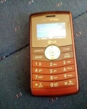 LG enV3 VX9200 - Red Maroon (Verizon) Cellular Phone