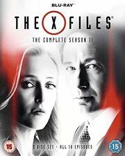 The X-files Season 11 Blu-ray DVD Region 2