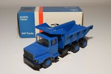 @. LION CAR DAF N2800 N 2800 TRUCK KIPPER TIPPER BLUE EXCELLENT BOXED
