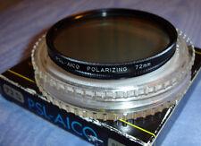 Psl-aico 72mm Polarizzatore Lineare Filtro con Custodia