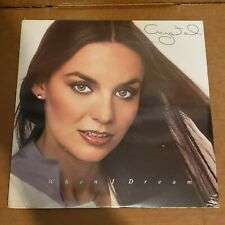 """NEW! Crystal Gayle """"When I Dream"""" Vinyl Record SEALED NEW!"""
