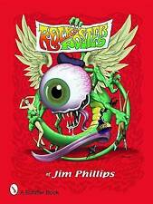 Jim Phillips Rock Posters Of Jim Phillips (Paperback, 2007) Skateboard Book
