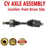 FRONT LEFT CV Axle Shaft For CHEVROLET LUMINA MONTE CARLO V6 3.8L 3800cc 231cid