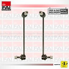 2X FAI LINK ROD FRONT SS439 FITS DAEWOO OPEL VAUXHALL ASTRA 1603148 90009367