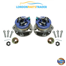 FITS FOR VAUXHALL ASTRA G ZAFIRA A 1998-06 4 STUD 9117620 2X FRONT WHEEL BEARING