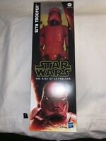 Hasbro Star Wars The Rise Of Skywalker Sith Red Storm Trooper 12 Inch Figure New
