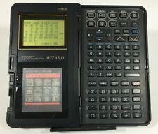 Vintage SHARP Model WIZARD OZ-7200 64KB Organizer Calculator