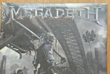 MEGADETH Dystopia LP Vinyl Sealed
