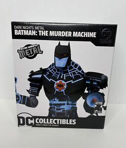 DC Collectibles Batman Statue Murder Machine Dark Nights Metal 0807 / 5000