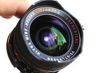 Voigtlander Ultra Wide-Heliar Asperical 12mm f/5.6 Leica LTM  w/ M mount adapter