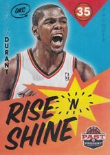 Kevin Durant #10 Panini Past and Present 2012/13 NBA Basketball Card
