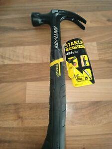 Stanley Fatmax 151276 Antivibe All Steel Rip Claw Hammer 16oz (454g)
