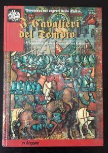 I CAVALIERI DEL TEMPIO role game in italiano