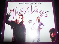 Bon Jovi These Days Promo CD Single – Like New