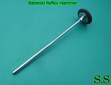10 Babinski Neuro Percussion Hammer Surgical Instrument