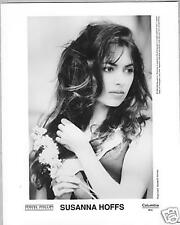 SUSANNA HOFFS from BANGLES 1990 b/w PUBLICITY PHOTO mint condition