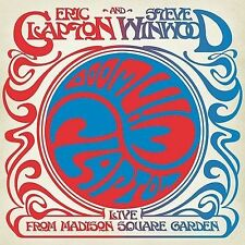 Live from Madison Square Garden by Eric Clapton/Steve Winwood (CD, May-2009,...