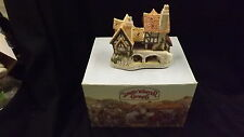 David Winters Cottages Will O The Wisp # 10 With Box & Coa