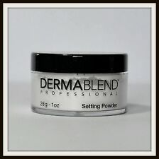 DERMABLEND Loose Setting Powder ORIGINAL Full Size 1 oz New Box Sealed Authentic