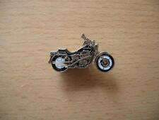 Pin Anstecker Honda VT 1100 / VT1100 Shadow schwarz black Motorrad Art. 0352