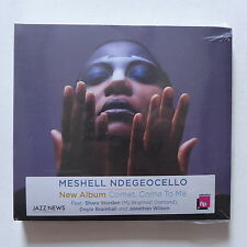 CD/ Meshell Ndegeocello - Comet, come to me / 2014