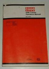 Case 4490 Tractor Operators Maintenance Owners Manual Original 9-6791 7/79
