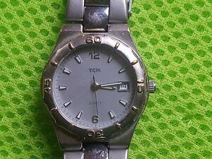 Alte Damen Armbanduhr von TCM