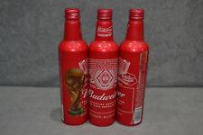 Budweiser FIFA World Cup Russia 2018 Limited Aluminium Bottle 473ml UK Version