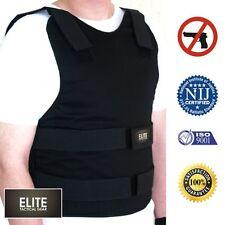 LIGHTWEIGHT Bulletproof vest KEVLAR NIJ Body Armor bullet Proof Level 3A L LARGE