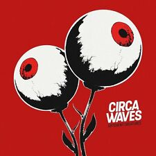 CIRCA WAVES DIFFERENT CREATURES CD (New Release March 10th 2017)