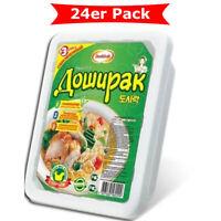 Doschirak instant Nudeln mit Huhngeschmack scharf 24er Pack (24 x 90g)