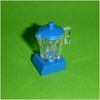 Playmobil - Ersatzteil - Mixer Shaker - blau - Küche