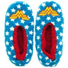 Wonder Woman Cozy Slippers