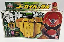 BANDAI Power Rangers Kaizoku Sentai Gokaiger Ranger Key Gokai Buckle USED Japan