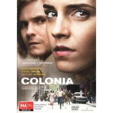 Colonia DVD NEW (Region 4 Australia) Emma Watson Daniel Bruhl