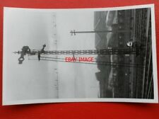 PHOTO  LSWR SIGNAL - SIDING  SIGNAL EASTLEIGH 4/9/54