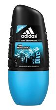 Adidas Anti-Perspirant Ice Dive 48h Protection Deodorant Roll On 50ml