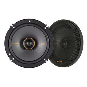 """Kicker Audio KS 6.5"""" (160 mm) Coaxial Speaker System 47KSC6504"""