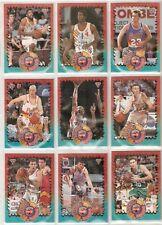 Futera 1995 Coca Cola NBL Shoot The Hoops Complete 24 Card Set