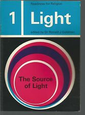 1 Light The Source of Light William & Inga Bulman  PB 1971