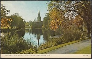 AX2563 England 1965 - Stratford-upon-Avon - Shakespeare's Avon - Postcard