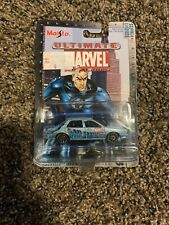 Maisto Ultimate Marvel Die-Cast Collection Series 1 #16 - Mr. Fantastic M5