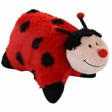 Pee Wee Pillow Pets LADYBUG Pillow Travel Cuddle Buddy Pillow Toy
