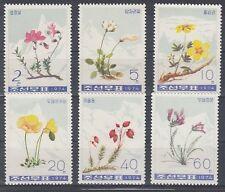 D.Plants - Flowers Korea 1304 - 09 (MNH)