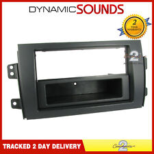 FP-01-09 Car CD Stereo Fascia Facia Surround Trim Panel Plate For FIAT / Suzuki