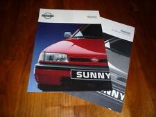 Nissan Sunny Prospekt 02/1991