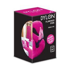 Dylon Tinte De Máquina Rosa Intenso 350g Nueva formulación incluye Sal!