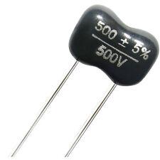 Suntan TS23002H271J3B000R 270pF ±5% 500V Silver Mica Capacitor