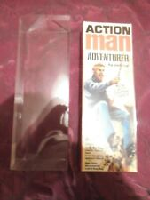 """Action Man 12"""" figure clear display box (10   cases) in stock"""