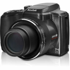 Kodak EasyShare Z981 26X SCHNEIDER-KREUZNACH Optical Zoom Lens Digital Camera
